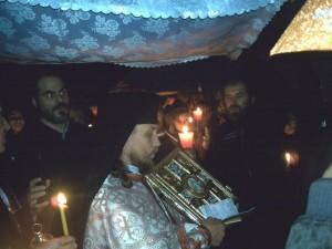Invierea Domnului - Sf. Pasti 2012, Rignano Flaminio
