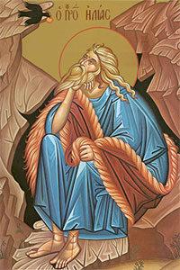Acatistul Sfântului Ilie Tesviteanul
